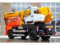 Автокран 25 тонн Ивановец КС-55744 (новый)