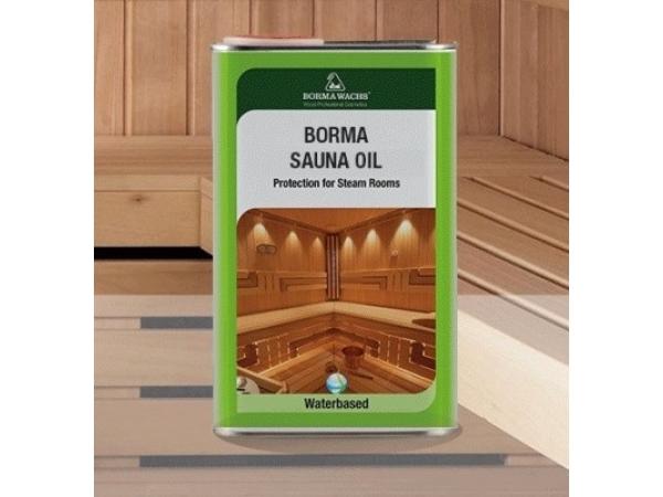 BORMA SAUNA OIL масло для парной и сауны (5 л)