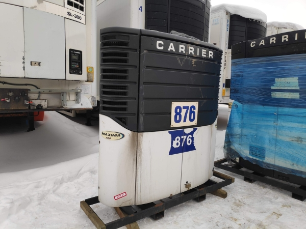 Рефрижераторная установка Carrier Maxima 1000, 2011