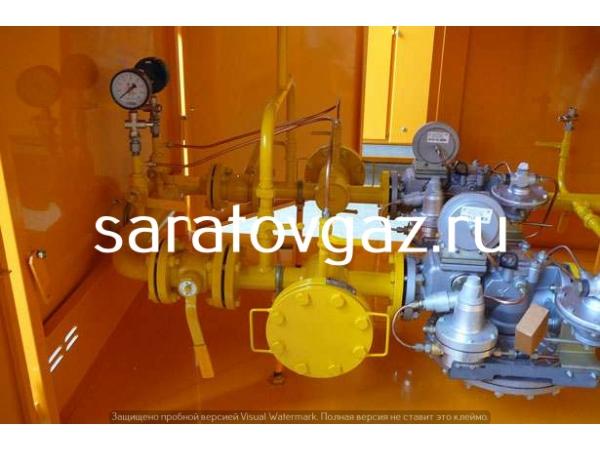 Производство : пункт газовый ГРПШ-15-2Н-У1 . Срок изготовления 3-5 дне