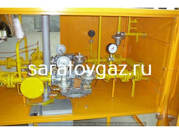 Производство : газовый шкаф ГРПШ-15-2Н-У1 . Срок изготовления 3-5 дней