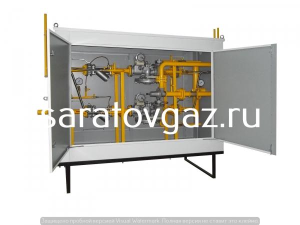 Производство : пункт газорегуляторный  ГРПШ-15-2Н-У1 . Срок изготовлен