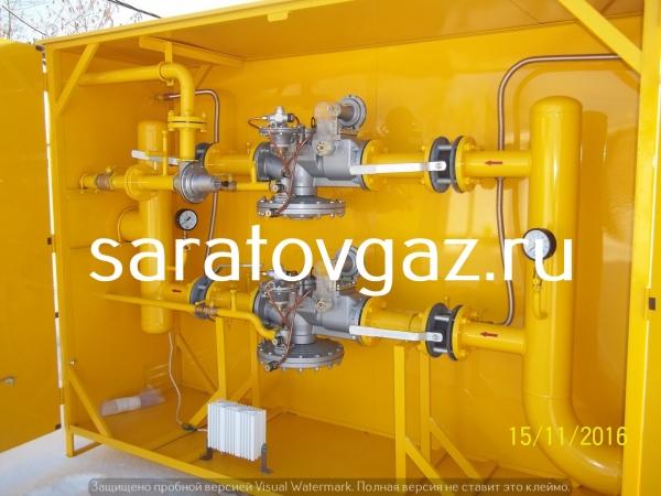 Производство : газовый пункт ГРПШ-15-2Н-У1 . Срок изготовления 3-5 дне