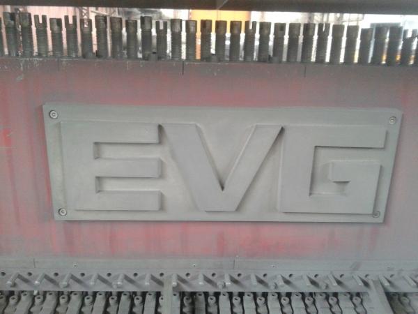 Линия EVG типа GZF/85-HP для сварки металлической сетки