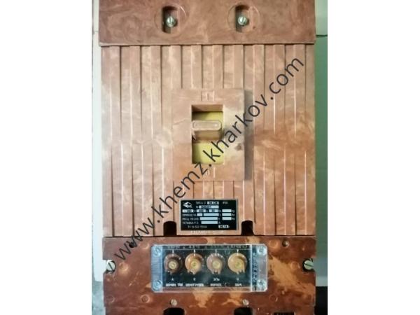 Автоматический выключатель А3794СМ от производителя
