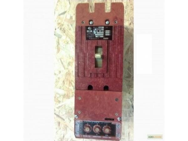Автоматический выключатель А3714П от ХЭМЗ