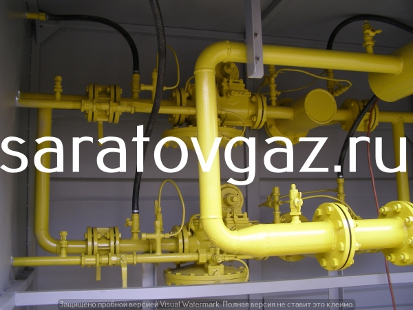 Производство : пункт газорегуляторный ГРПШ-15-2НВ-У1 . Срок изготовлен