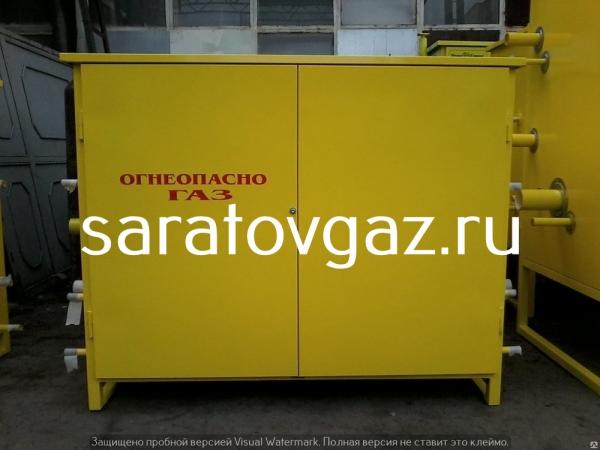 Производство : шкаф газовый  ГРПШ-16-НУ1 . Срок изготовления 3-5 дней.