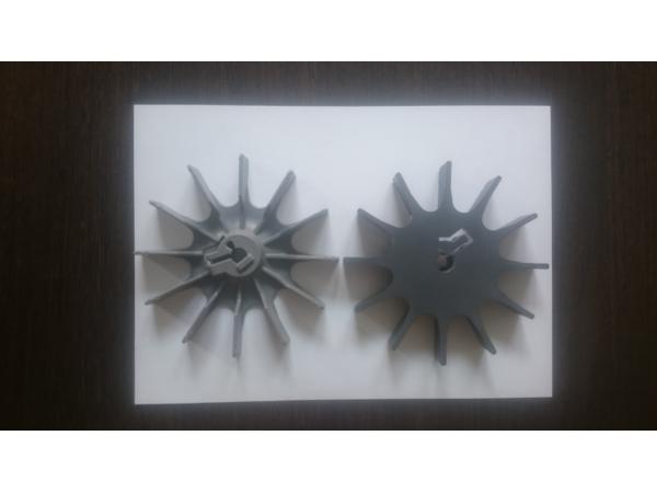 Вентилятор охлаждения двигателя Graco