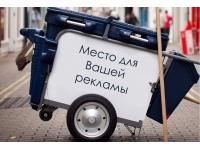 Вакуумный дорожный пылесос «Городничий -1В»