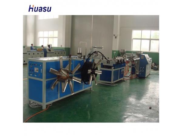 оборудование для производства полиэтиленовых гофротруб