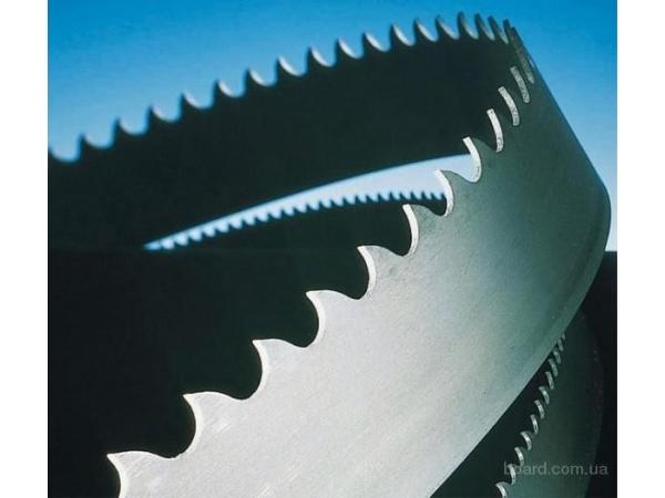 Производим  в России биметаллические ленточные пилы по металлу шириной