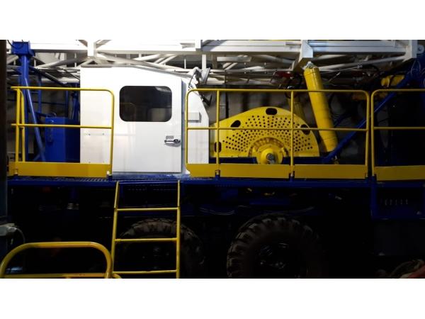Агрегат АПРС-40 Урал - 2002 г.