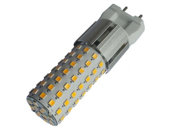Светодиодная лампа G12-10W-96SMD-6000K с цоколем G12