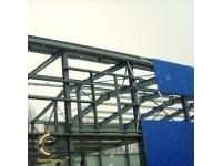 Металлоконструкции зданий от 70т.р/тонна.