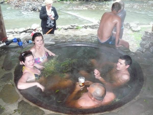 Чан чугунный для бани, купание на костре в чане, Карпатский чан, купел