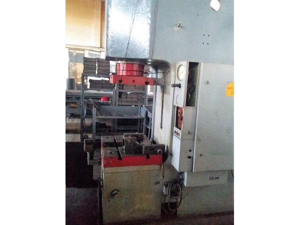 Пресс гидравлический П6330Б, усилие 100 тонн