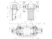 Щека СБ для щековой дробилки СМД-110А