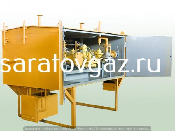 Производство : газовый шкаф ГРПШ-16-2НВУ1 . Срок изготовления 3-5 дней