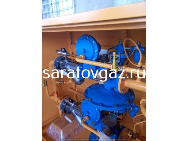 Производство : газовый пункт ГРПШ-16-2НВУ1 . Срок изготовления 3-5 дне