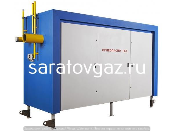 Производство : газорегуляторный пункт шкафной ГРПШ-16-2НВ-У1 . Срок из