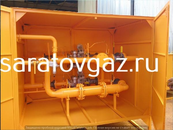Производство : газорегуляторный пункт ГРПШ-16-2НВ-У1 . Срок изготовлен