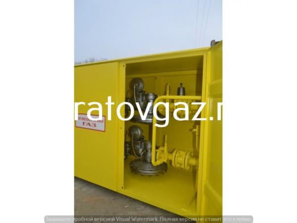 Производство : газорегуляторный ГРПШ-16-2НВ-У1 . Срок изготовления 3-5
