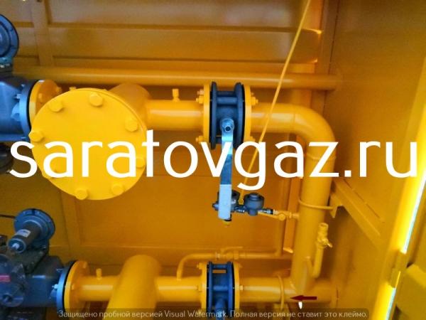 Производство : газовый шкаф ГРПШ-16-2НВ-У1 . Срок изготовления 3-5 дне