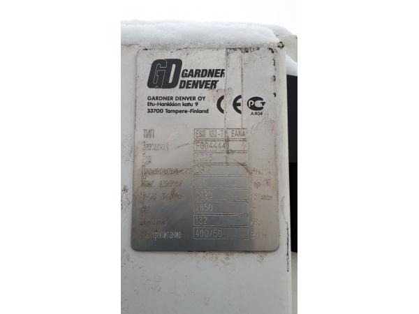 Винтовой компрессор gardner denver ESD тип 132-75