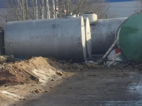 Пожарные резервуары 10-75м3 б/у