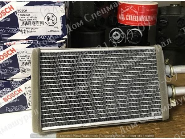 Радиатор печки для экскаваторов Kobelko SK200-8, SK250-8, SK330-8