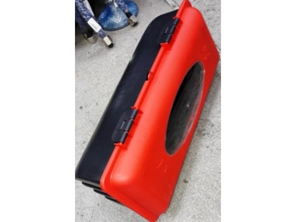 Ящик для огнетушителя на полуприцепы