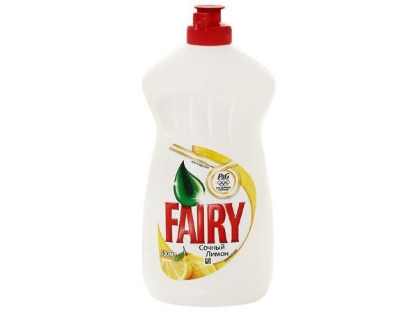 FAIRY Средство для мытья посуды, 450 мл/900 мл