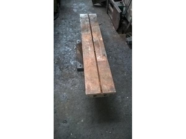 Правильный стол 1600х300 мм