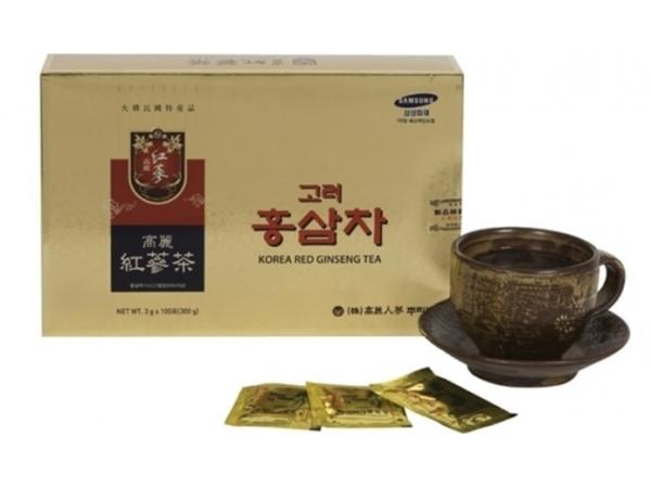 Женьшеневый чай  korean red ginseng-1800 руб.