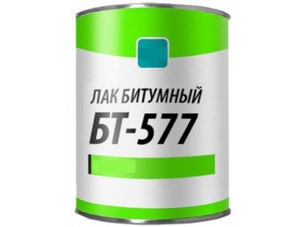 Битумный лак Кузбасслак БТ-577