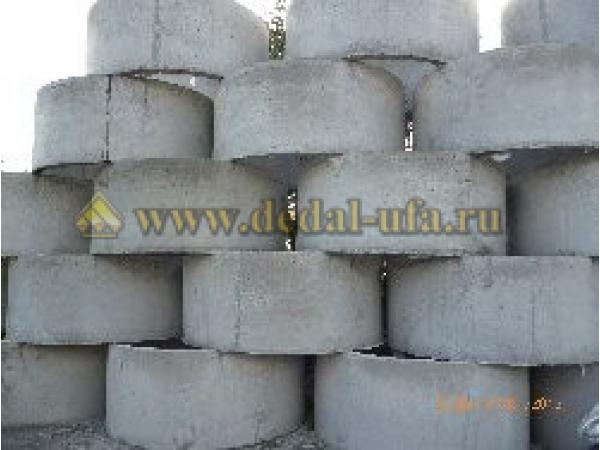 Кольцо бетонное КС 15.3 с пазом