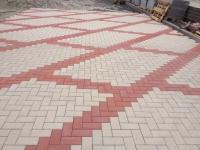 Тротуарная плитка, бордюр
