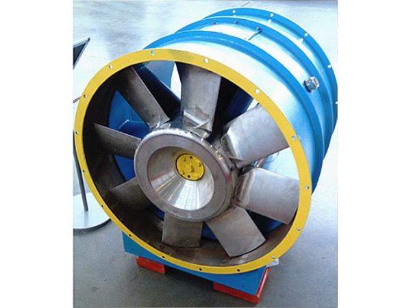 Осевой вентилятор ОВ 18,5/36 для систем охлаждения ГТУ ГПА и ЭГЭС