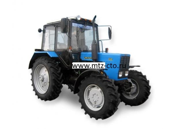 Техобслуживание тракторов МТЗ