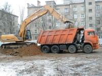 Вывоз грунта, строительного мусора и снега.
