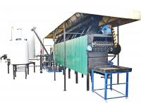 Оборудование для утилизации битумно-кровельных отходов (ПБКО)