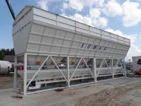 Стационарный бетонный завод Sumab T-100