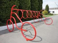 Велопарковки, велостоянки - производство