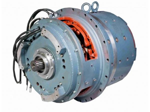 Электродвигатель тяговый  ЭДП-800