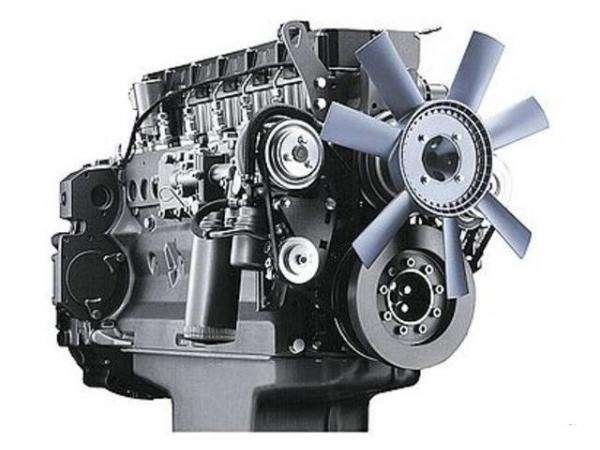 Двигатель Deutz BF6M1013MCP