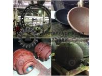 Оборудование и запасные части для металлургического оборудования