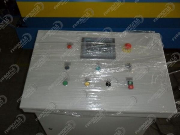 Оборудование для производства полукруглого (круглого) водосточного жел