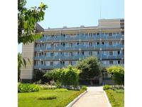 Действующий оздоровительный комплекс в Евпатории