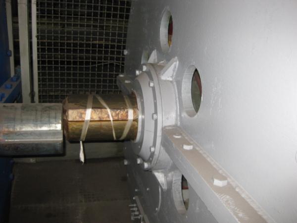 Генератор постоянного тока ГПЭ-2500-750